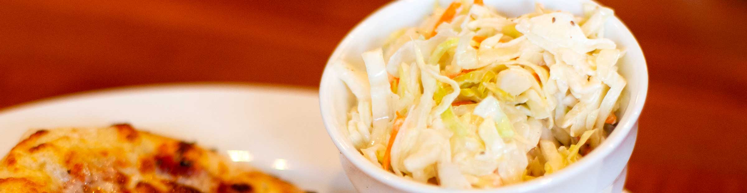 Grace and Abe's Cole Slaw Side